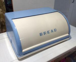 Vintage 1950's Ronaware Breadbox