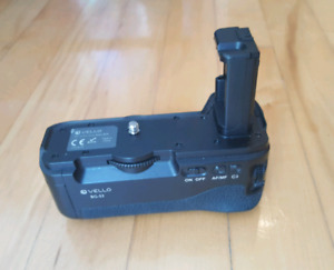 Battery Grip for Sony A7 ii, A7S ii and A7R ii