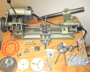 nice hobby or watch makers lathe