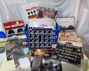 CONTENTS OF RECORD STORE - 1960-1990 LPS IN GREAT CONDITION