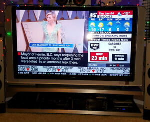 Sony 70 Inch LCD Projection Television