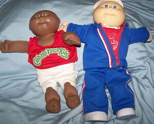 Cabbage Patch Kids - Pair