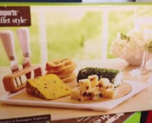 Gift Cheese Board or Serving Dishes