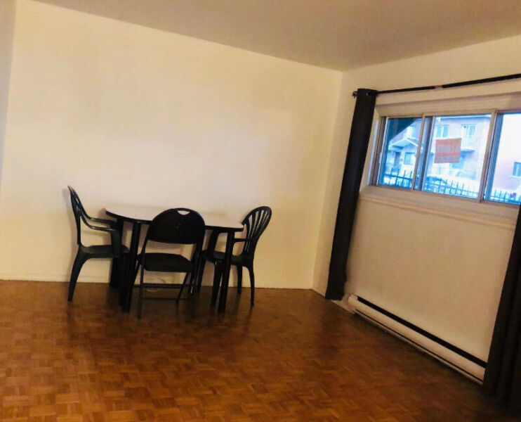 4 1/2 large apartment in lasalle, next to elementary ...