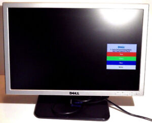"""Excellent Condition Dell 19"""" LCD Monitor"""