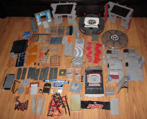 WWE Toys/Accessories