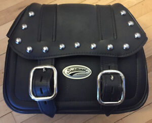 Motorcycle Saddlemen  Tail Bag