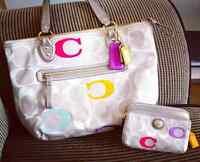 Coach wallet & purse (authentic)