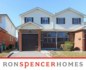 Streetsville - 4 Bedroom, 3 Bathroom Semi-Detached