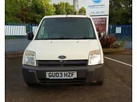 Ford Transit Connect T220 SWB 2003 In White