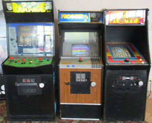 Video Game Arcade Machines - Any Condition!
