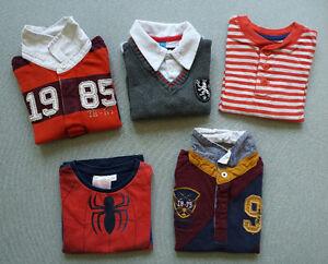 Lot de vêtements pour garçon âgé de 3 ans