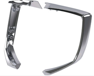 Victory Cross country wing style highway bars