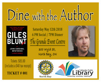 Dine with the Author