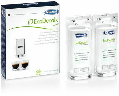 Descalcificador para Cafetera DELONGHI EcoDecalk 200 ml Recambios Antical SAECO