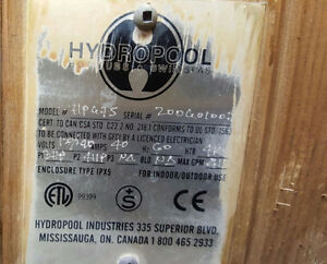 HydroPool HotTub for Sale