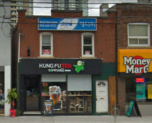 Space for lease (2nd Floor) (Yonge & Sheppard)