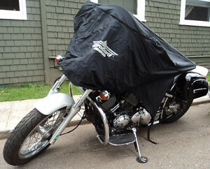 Ultraguard Motorcycle Half Cover