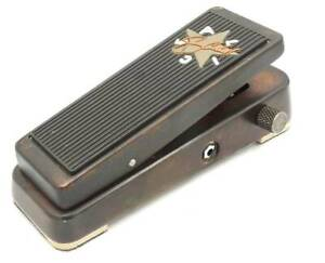 Dunlop Cry Baby Cantrell Brown Guitar Pedal - 000500239613