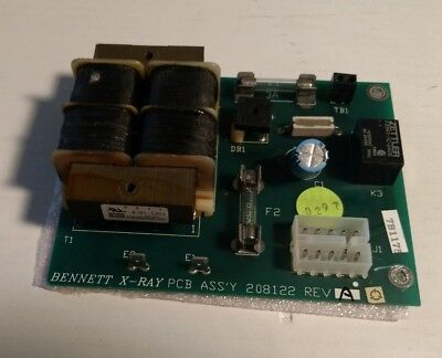 Bennett X-ray Pcb Pcb Power Supply 208112 Rev A