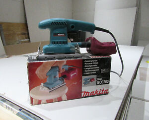 Finishing sander by Home Depot's Makita
