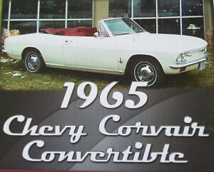 Cruising in your new Corvair by the holiday weekend!