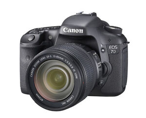 Canon 7D with Canon EF-S 15-85mm f/3.5-5.6 IS USM Lens