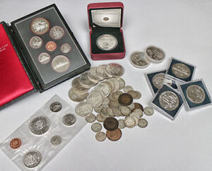 Buying Coin Collections