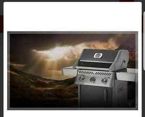 Brand new inbox sealed Napoleon Rogue R425 BBQ