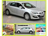 2013 Vauxhall Astra 1.7 CDTi ecoFLEX 16v Exclusiv (s/s) 5dr