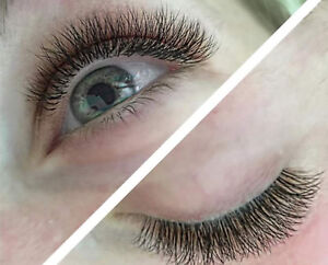 promo:Eyelash extension,keratin lift,tinting eyebrows/lash West Island Greater Montréal image 1