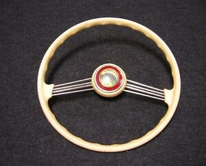 PETRI BANJO STEERING WHEEL HORN BUTTON FOR PORSCHE 356 AND VW HEB COX KÄFER