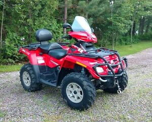2007 Can-Am Outlander 800 ATV For Sale