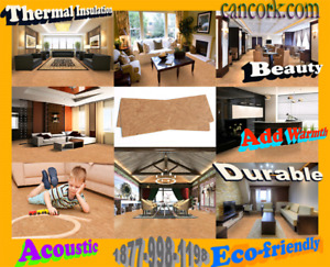 arehouse direct pricing on all quality of cork flooring!