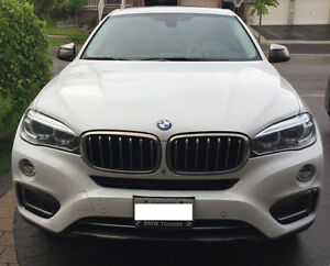 2015 BMW X6 xDrive35i // 45,800 KM