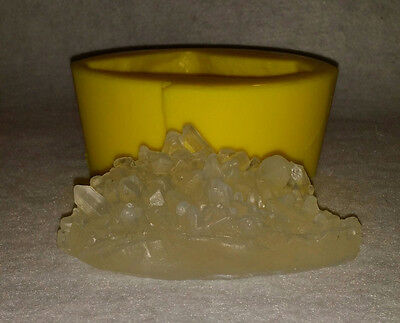 Large Crystal Soap & Candle Mold