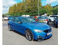 2014 BMW 420d M Sport 2dr Auto