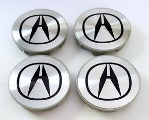New Acura wheels caps for alloy rims set of 4 - 69 mm
