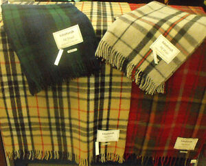 SCOTTISH SCARVES, GLOVES, TOWELS AND RUGS - BRITISH BOUTIQUE