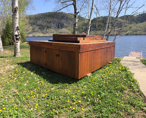 Hot Tube/Spa 6 places doublement isolé