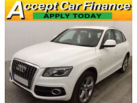 Audi Q5 2.0TDI quattro S Line Special Edition FINANCE OFFER FROM £114 PER WEEK!