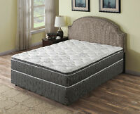 NEW Twin, Full, Queen & King Size Pocket Coil Mattresses