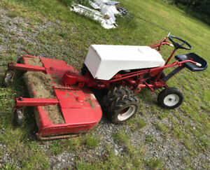 Gravely L8 Tractor
