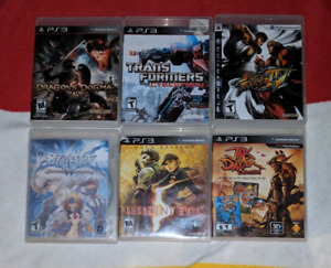 !!PS3 and other systems' games!! - cash or trade