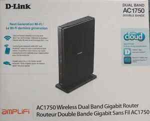 D-Link AC1750 Gigabit Router (Barely Used) Kitchener / Waterloo Kitchener Area image 1