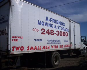 Moving available one man and equipped truck $79.00 per hour