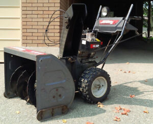 MTD Snowflite Snowblower