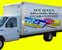 MOVERS? Affordable Rates GUARANTEED! MOVERS