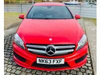 2013 Mercedes-Benz A Class 1.5 A180 CDI AMG Sport 5dr Hatchback Diesel Manual