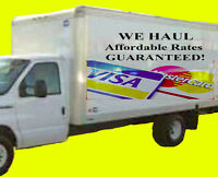 MOVING? Affordable Rates GUARANTEED! MOVERS